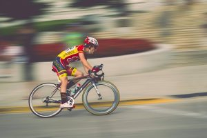 Road bike racing